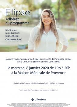Réunion information Programme Elipse™